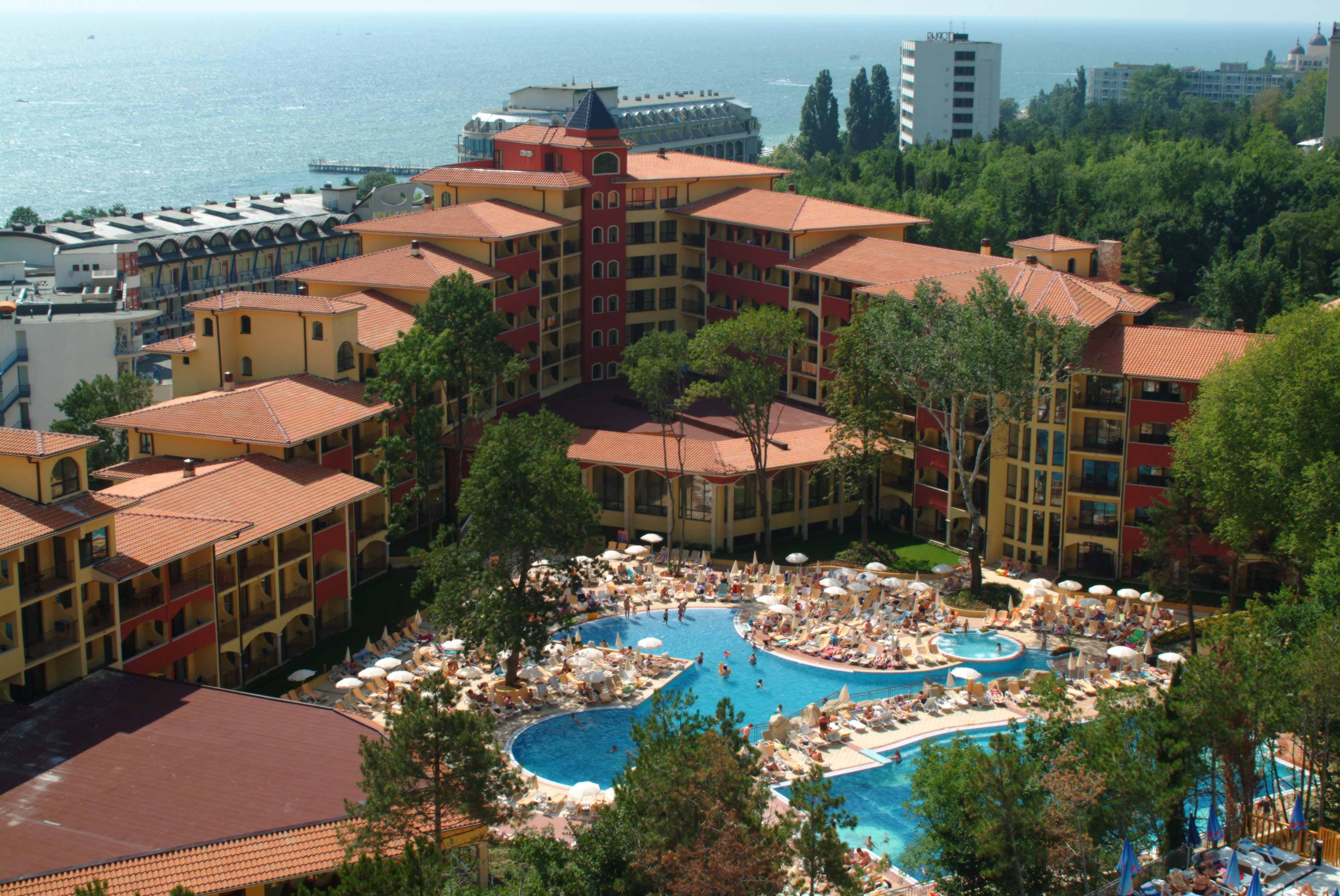 Hotel Berlin Goldstrand Varna