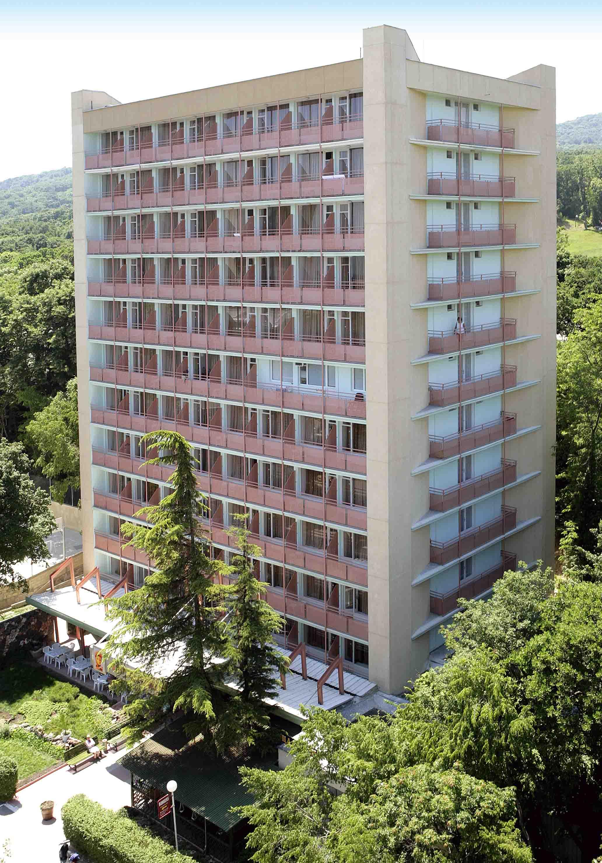 Hotel Tsarevets Golden Sands Resort Varna Bulgaria